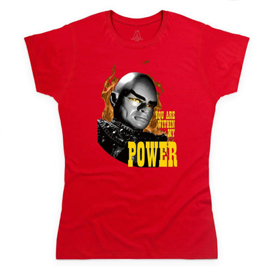 The Hood Women's T-Shirt [Official & Exclusive] - The Gerry Anderson Store