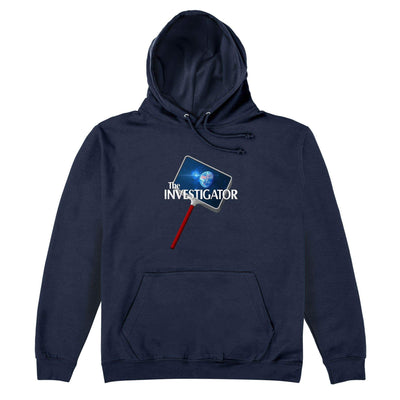 The Investigator Hoodie [Official & Exclusive] - The Gerry Anderson Store