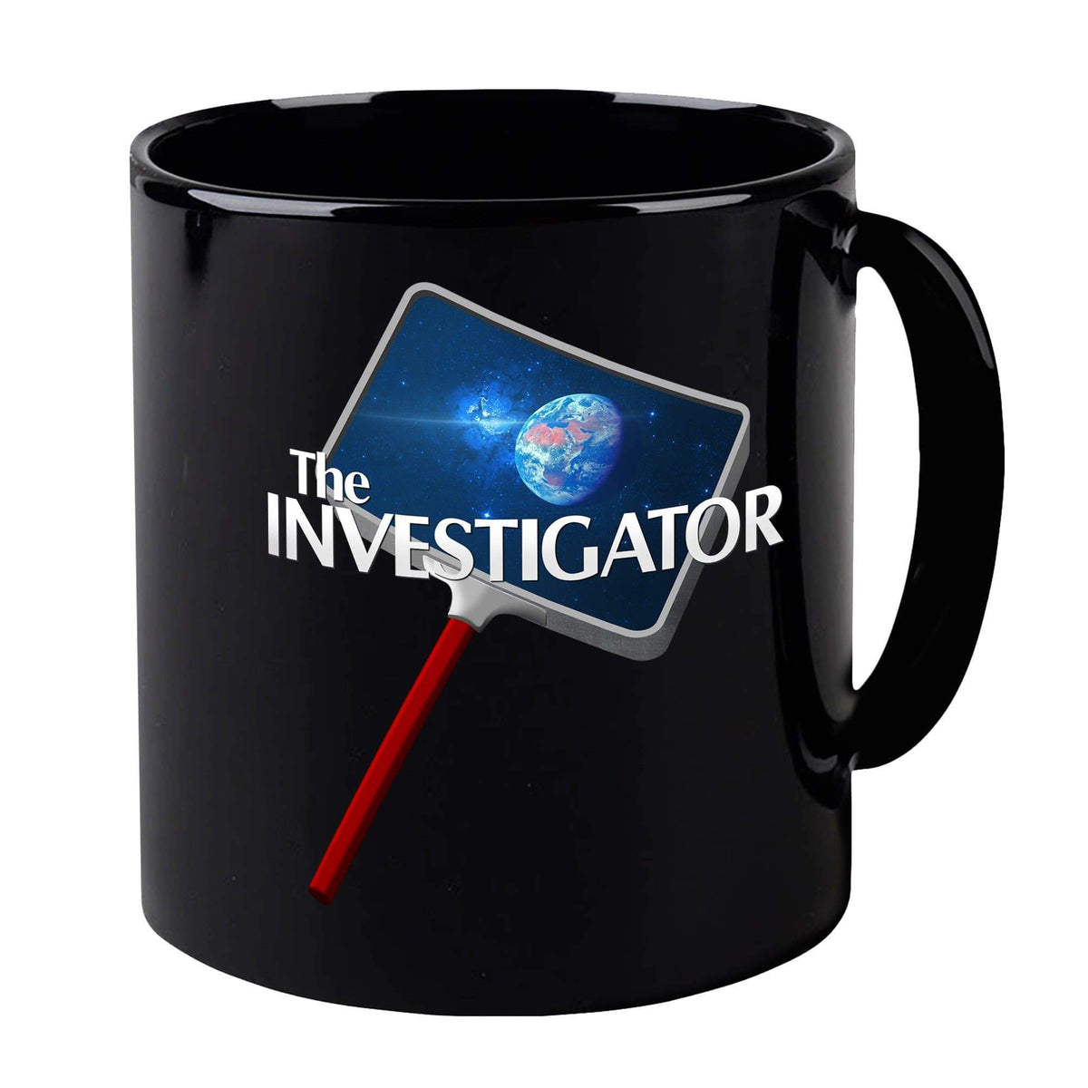 The Investigator Mug [Official & Exclusive] - The Gerry Anderson Store