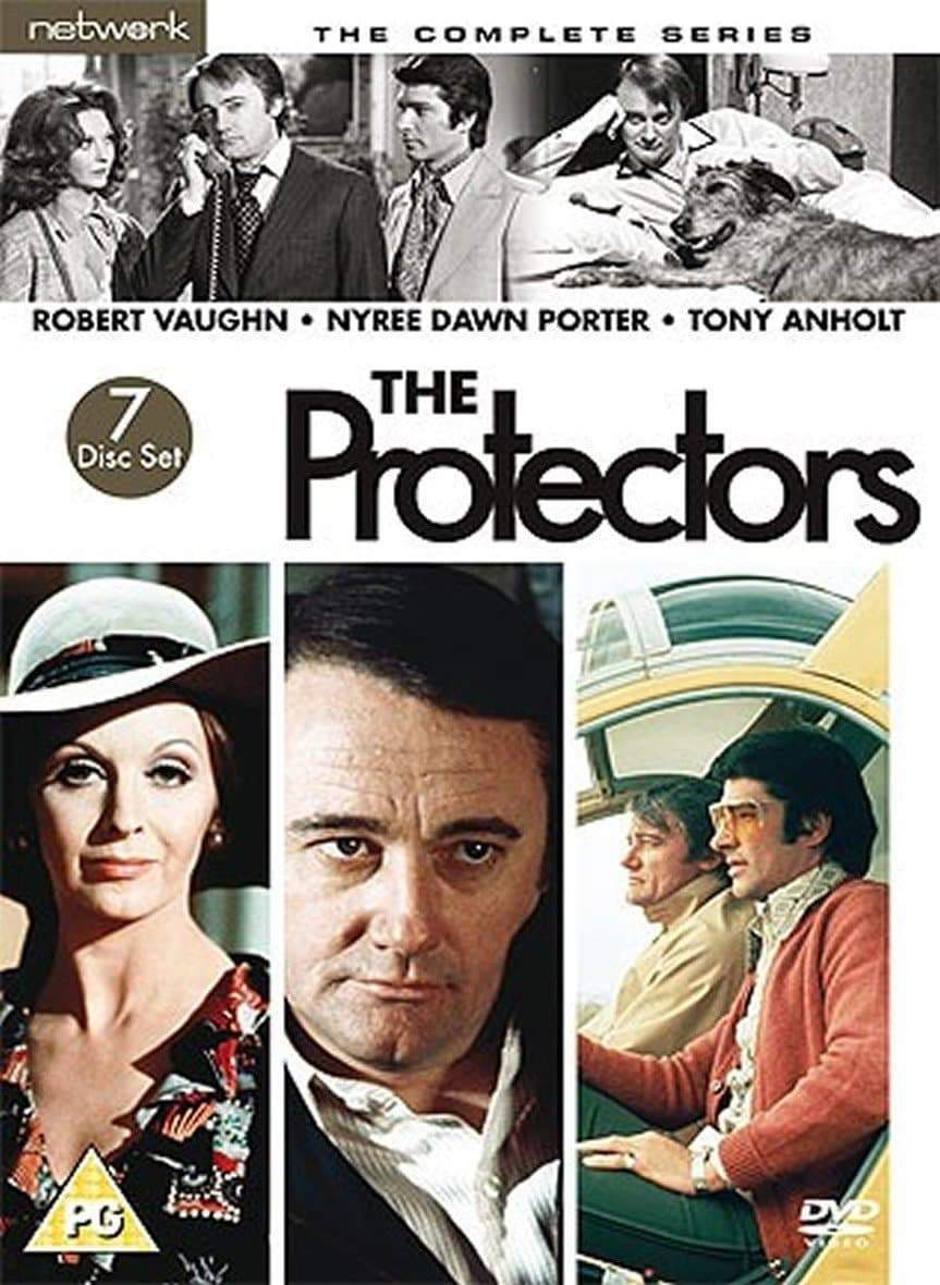 The Protectors: The Complete Series [DVD](Region 2) - The Gerry Anderson Store