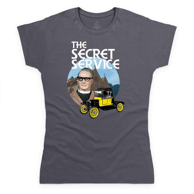 The Secret Service Father Unwin Women's T-Shirt [Official & Exclusive] - The Gerry Anderson Store