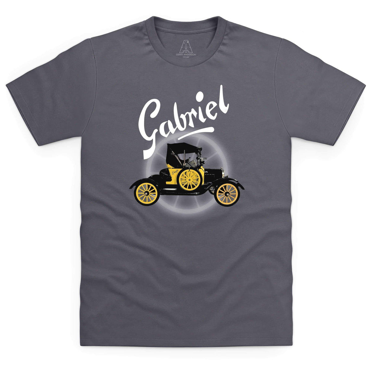 The Secret Service Gabriel Men's T-Shirt [Official & Exclusive] - The Gerry Anderson Store