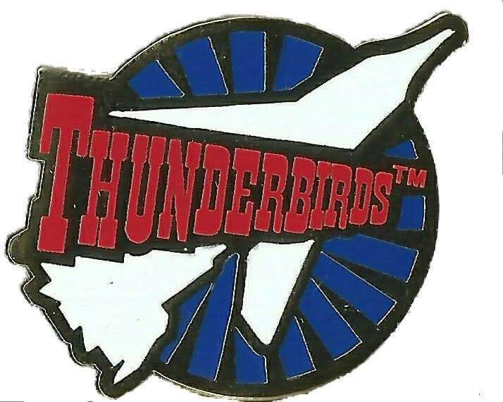 Thunderbird 1 Enamel Pin Badge - The Gerry Anderson Store