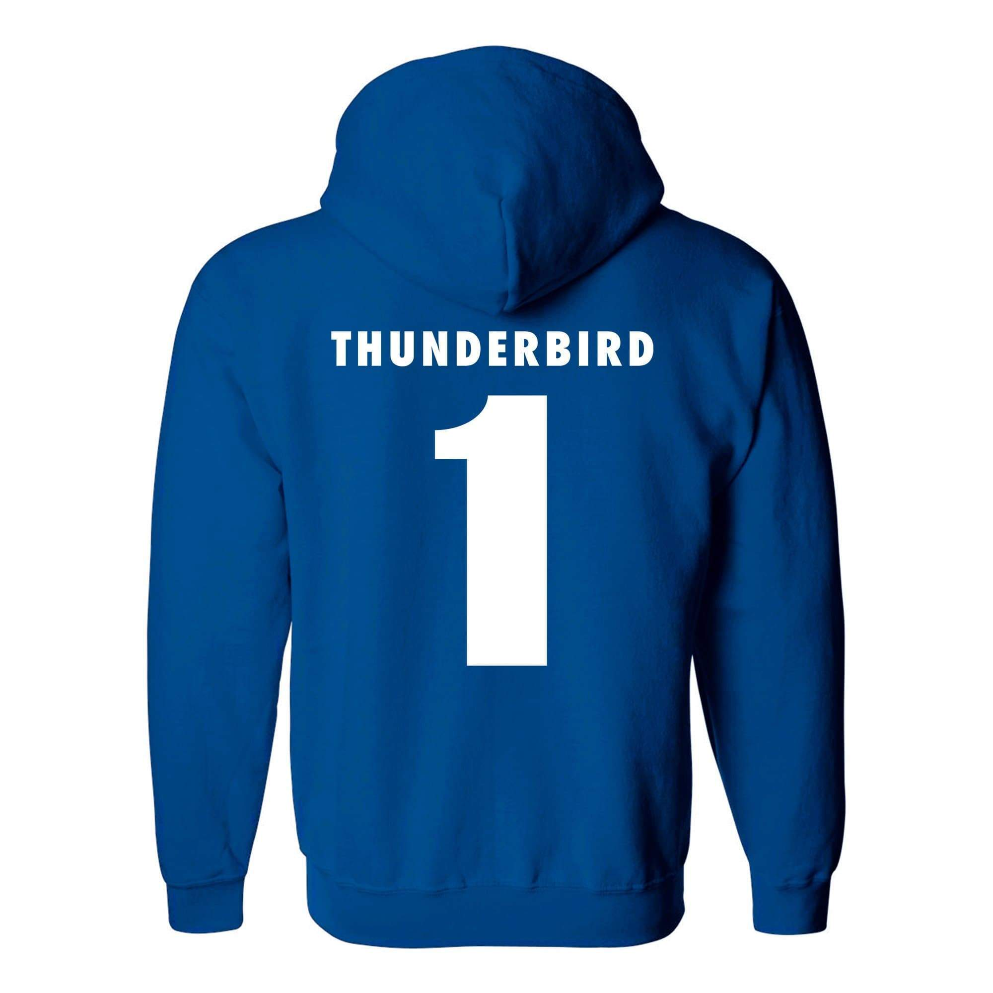 Thunderbird 1 Hoodie [Official & Exclusive] - The Gerry Anderson Store