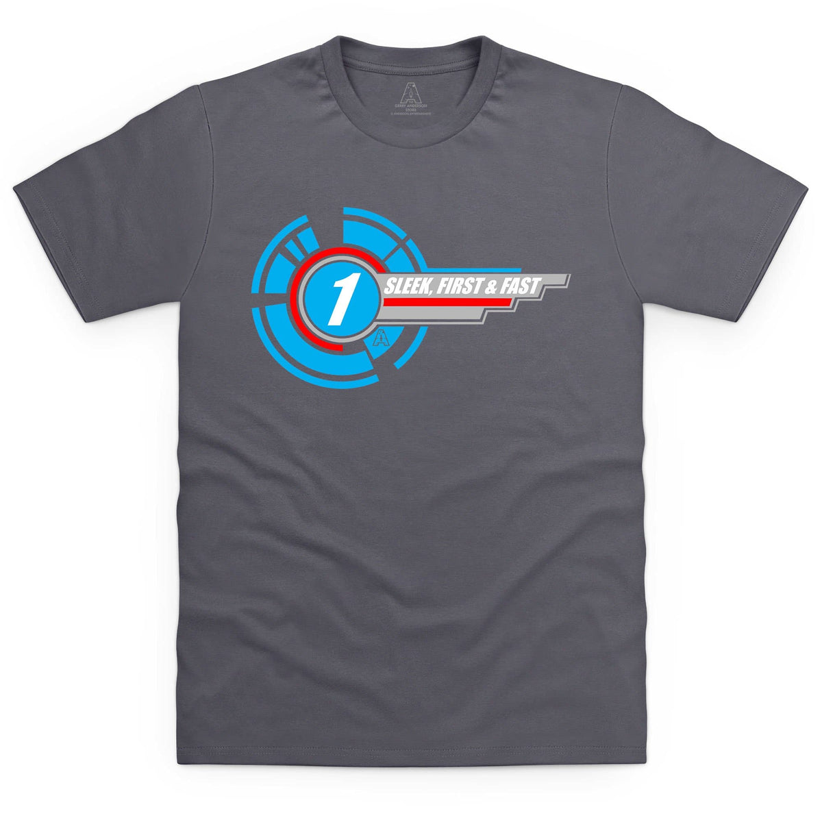 Thunderbird 1 Inspired Men's T-Shirt - The Gerry Anderson Store