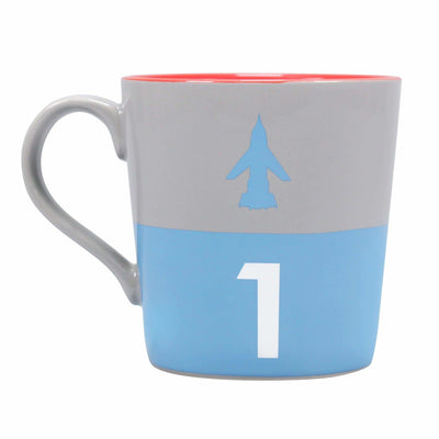 Thunderbird 1 Tapered Mug - The Gerry Anderson Store