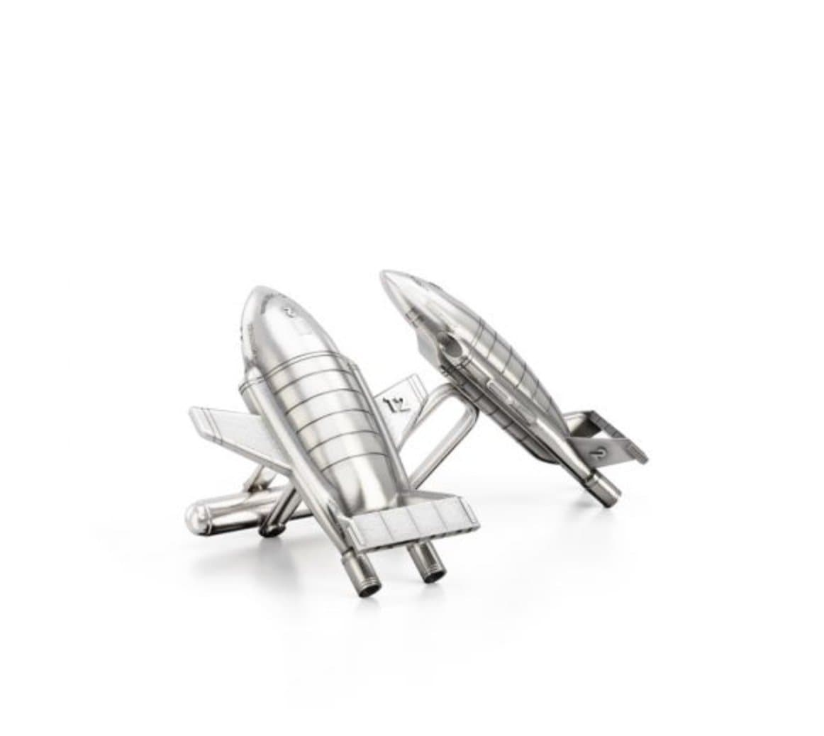 Thunderbird 2 Cufflink Set - The Gerry Anderson Store