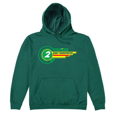 Thunderbird 2 Inspired Hoodie - The Gerry Anderson Store