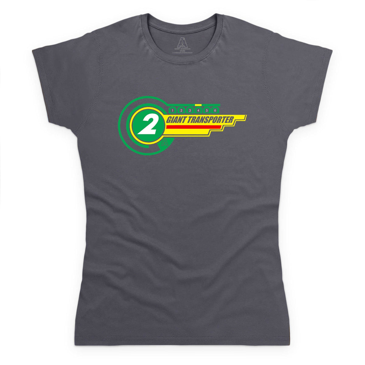 Thunderbird 2 Inspired Women's T-Shirt - The Gerry Anderson Store