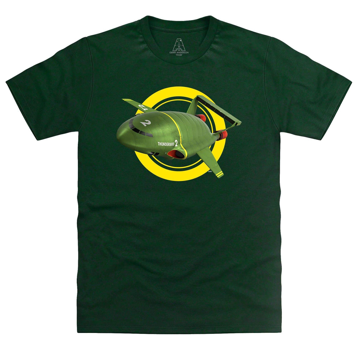 Thunderbird 2 T-Shirt [Official & Exclusive] - The Gerry Anderson Store