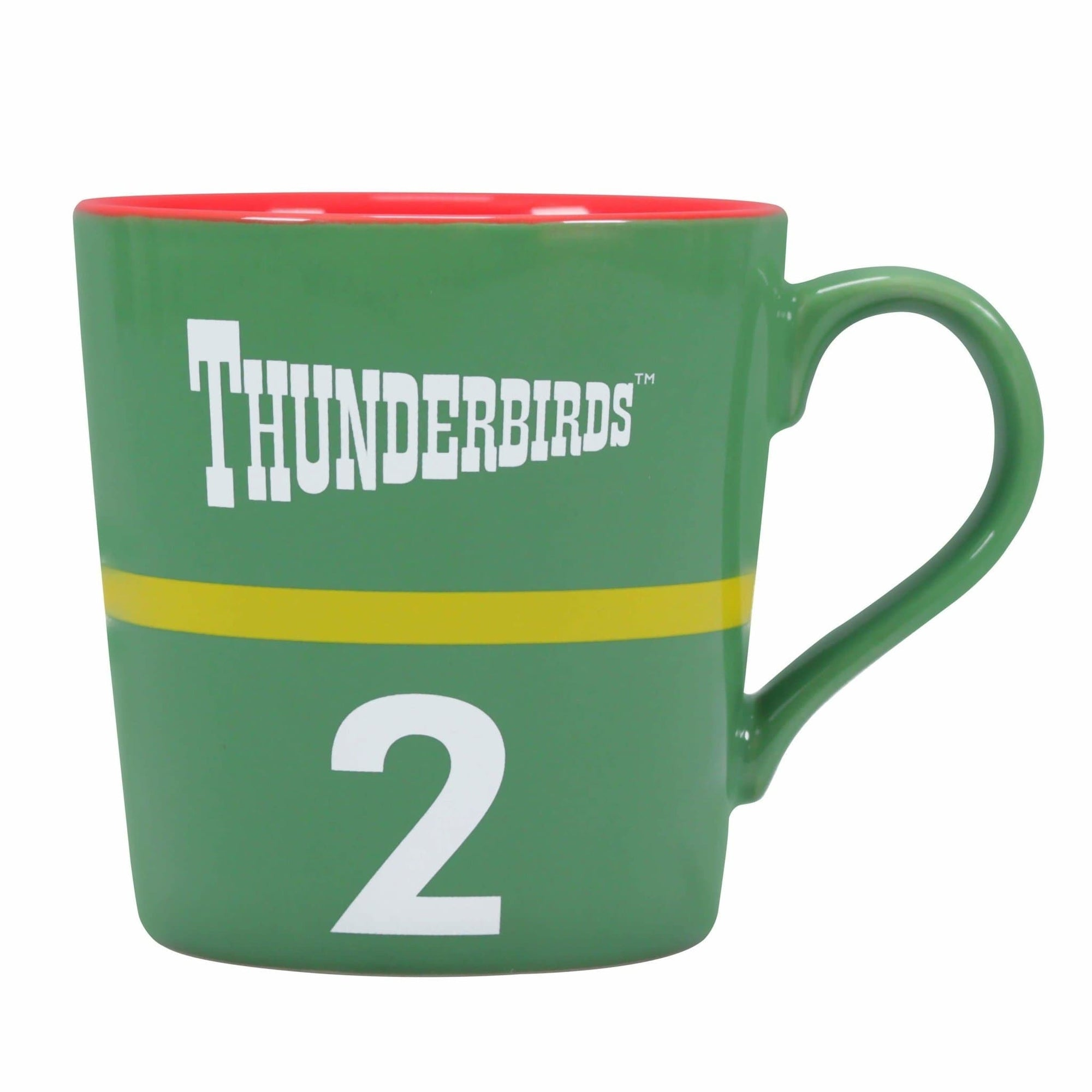Thunderbird 2 Tapered Mug - The Gerry Anderson Store