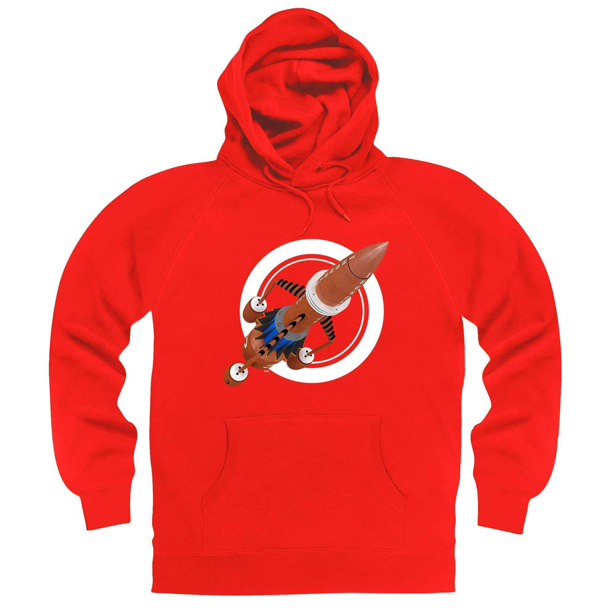 Thunderbird 3 Hoodie [Official & Exclusive] - The Gerry Anderson Store
