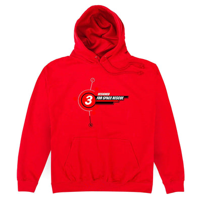Thunderbird 3 Inspired Hoodie - The Gerry Anderson Store