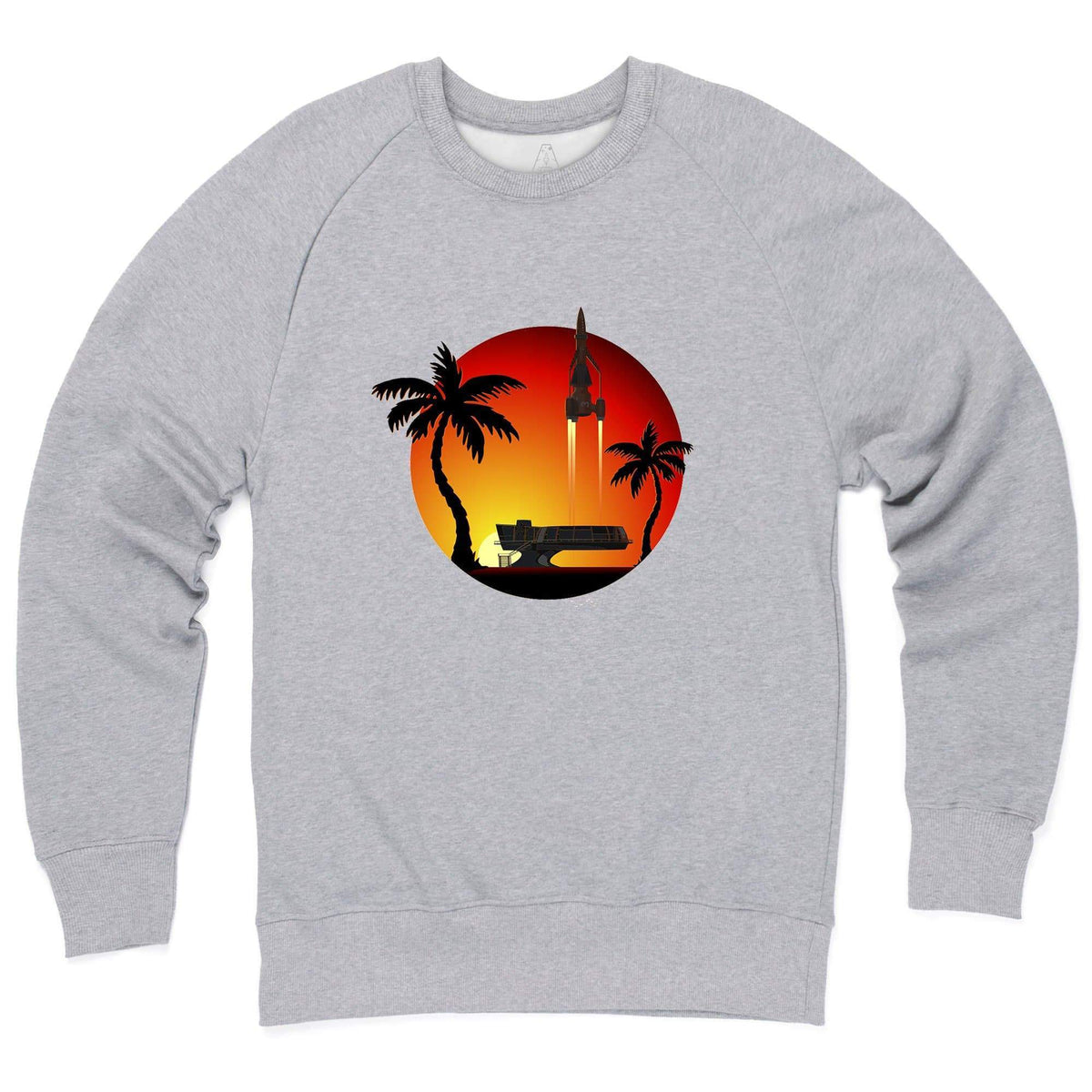 Thunderbird 3 Sunset Sweatshirt [Official & Exclusive] - The Gerry Anderson Store
