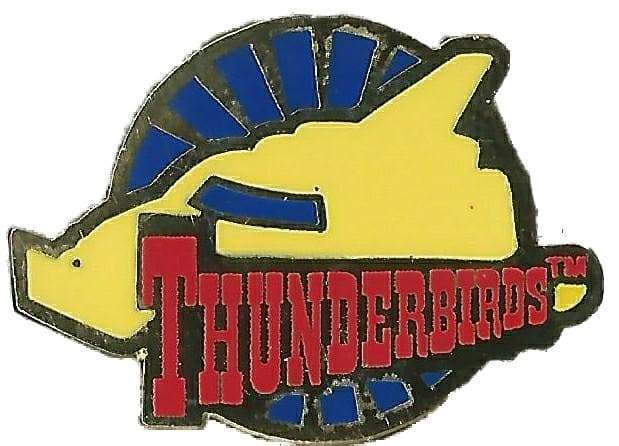Thunderbird 4 Enamel Pin Badge - The Gerry Anderson Store