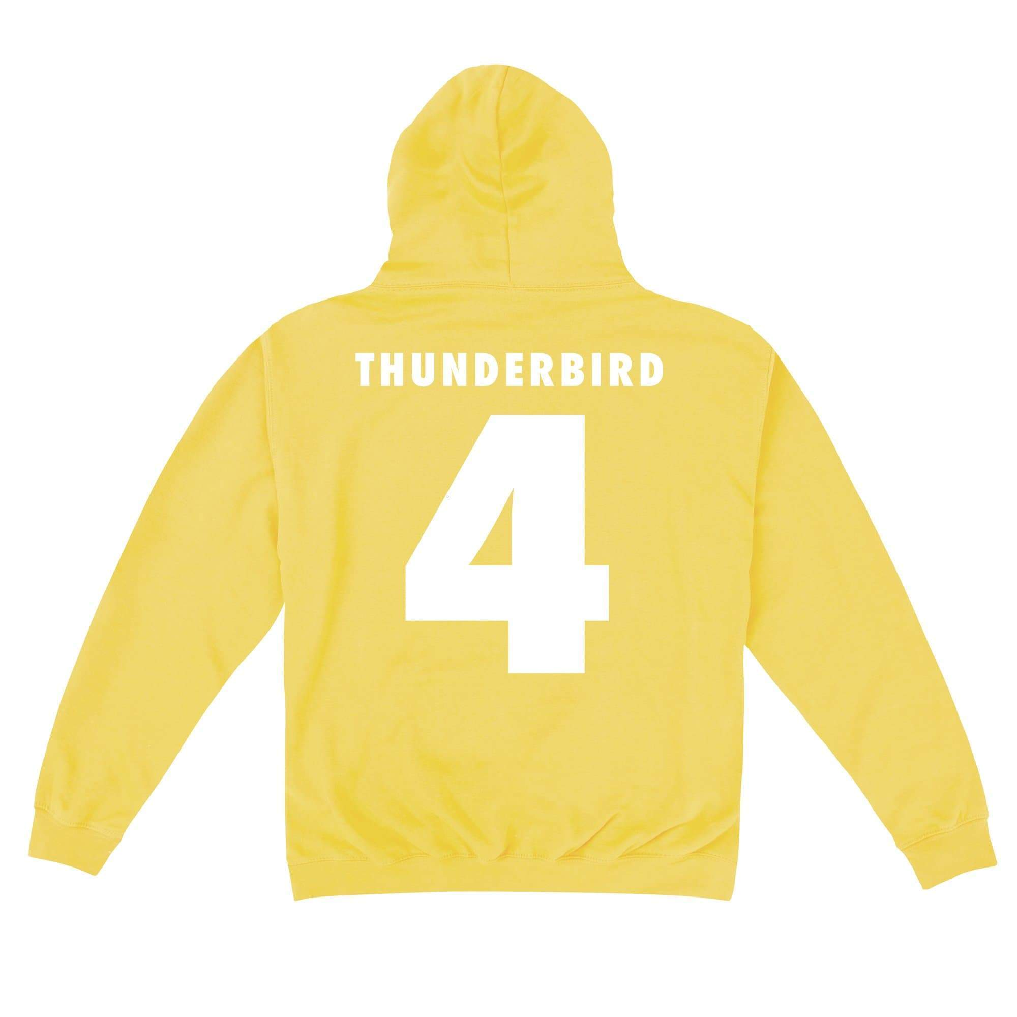 Official /& Exclusive Thunderbird 4 Hoodie