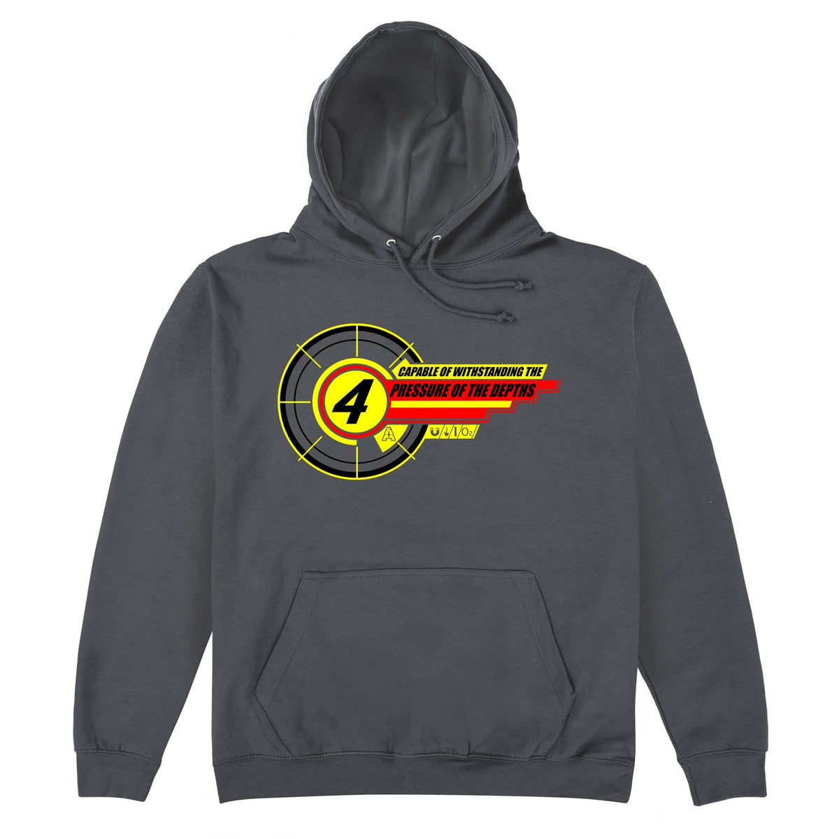 Thunderbird 4 Inspired Hoodie - The Gerry Anderson Store