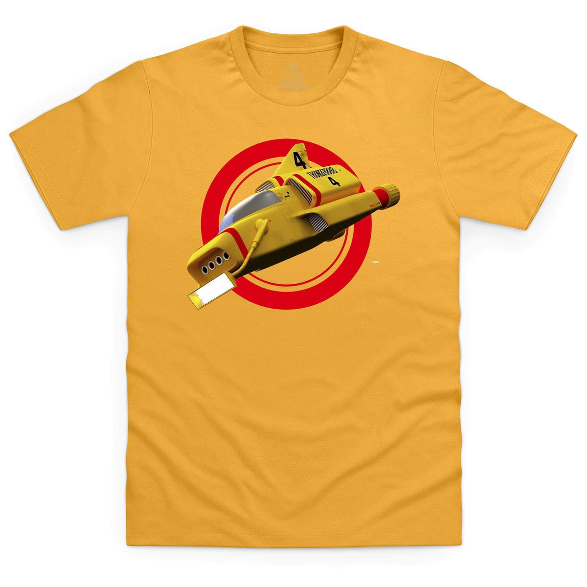 Thunderbird 4 T-Shirt [Official & Exclusive] - The Gerry Anderson Store