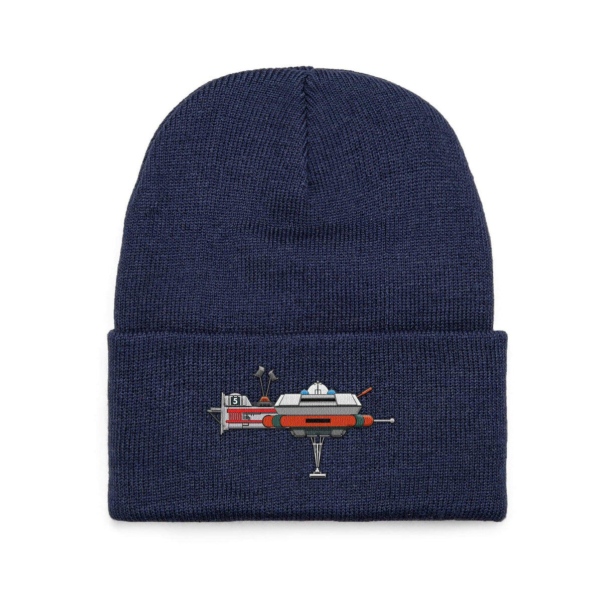 Thunderbird 5 Beanie (Wooly hat) [Official & Exclusive] - The Gerry Anderson Store