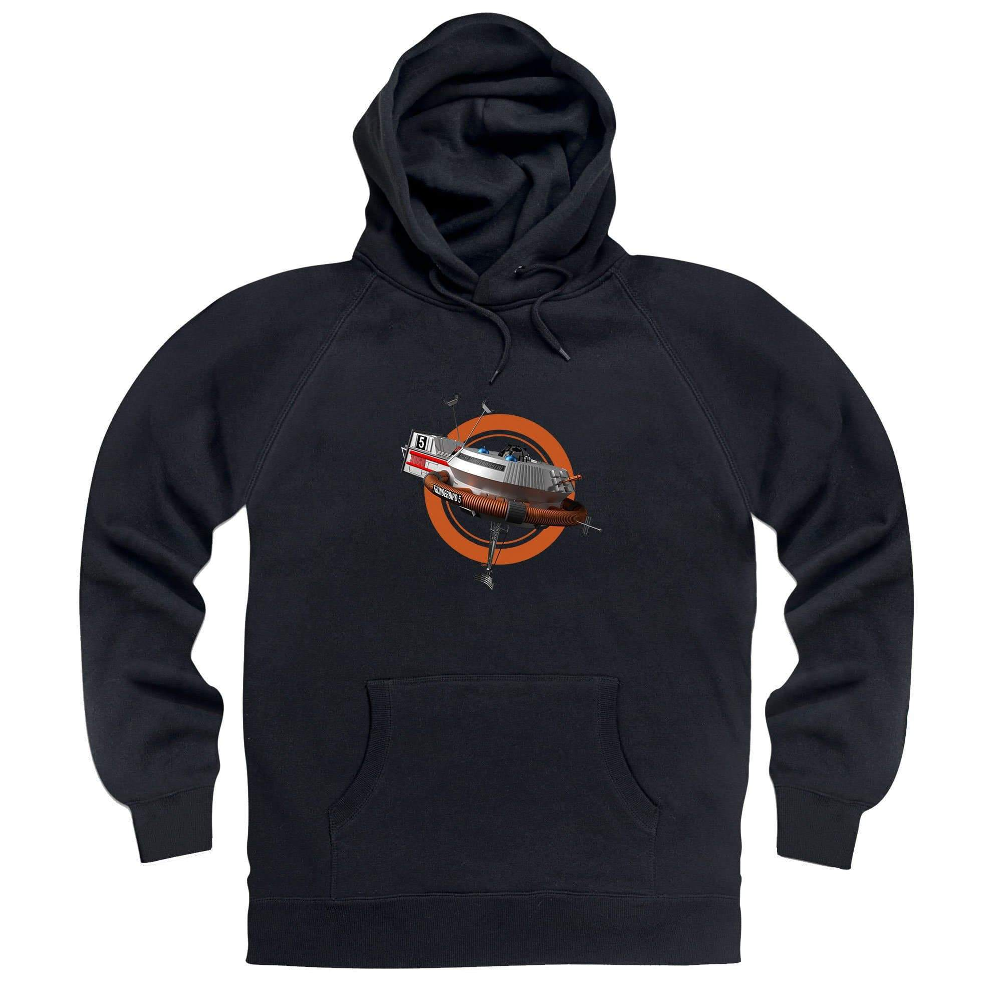 Thunderbird 5 Hoodie [Official & Exclusive] - The Gerry Anderson Store