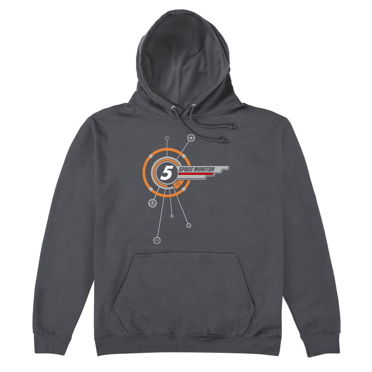 Thunderbird 5 Inspired Hoodie - The Gerry Anderson Store