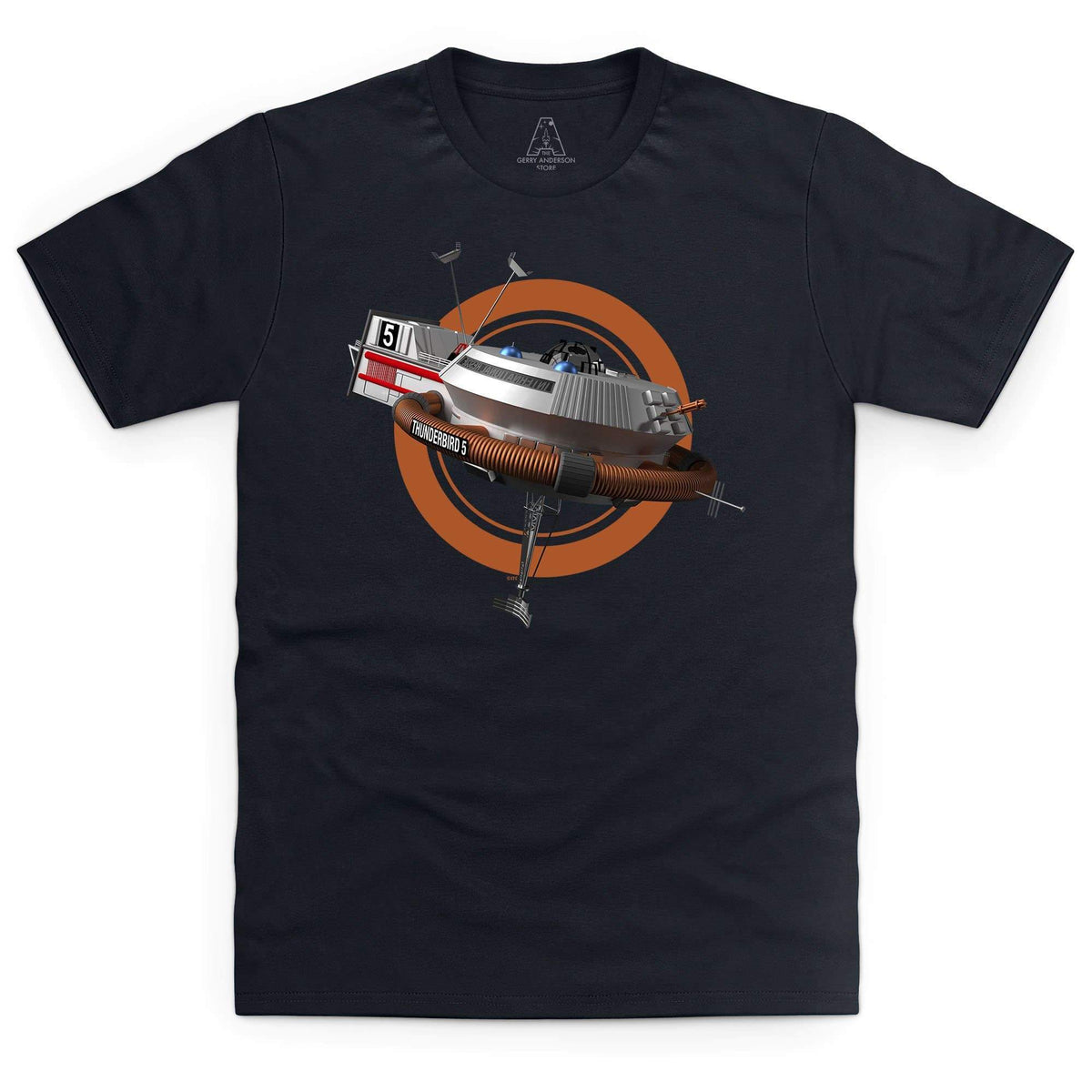 Thunderbird 5 T-Shirt [Official & Exclusive] - The Gerry Anderson Store