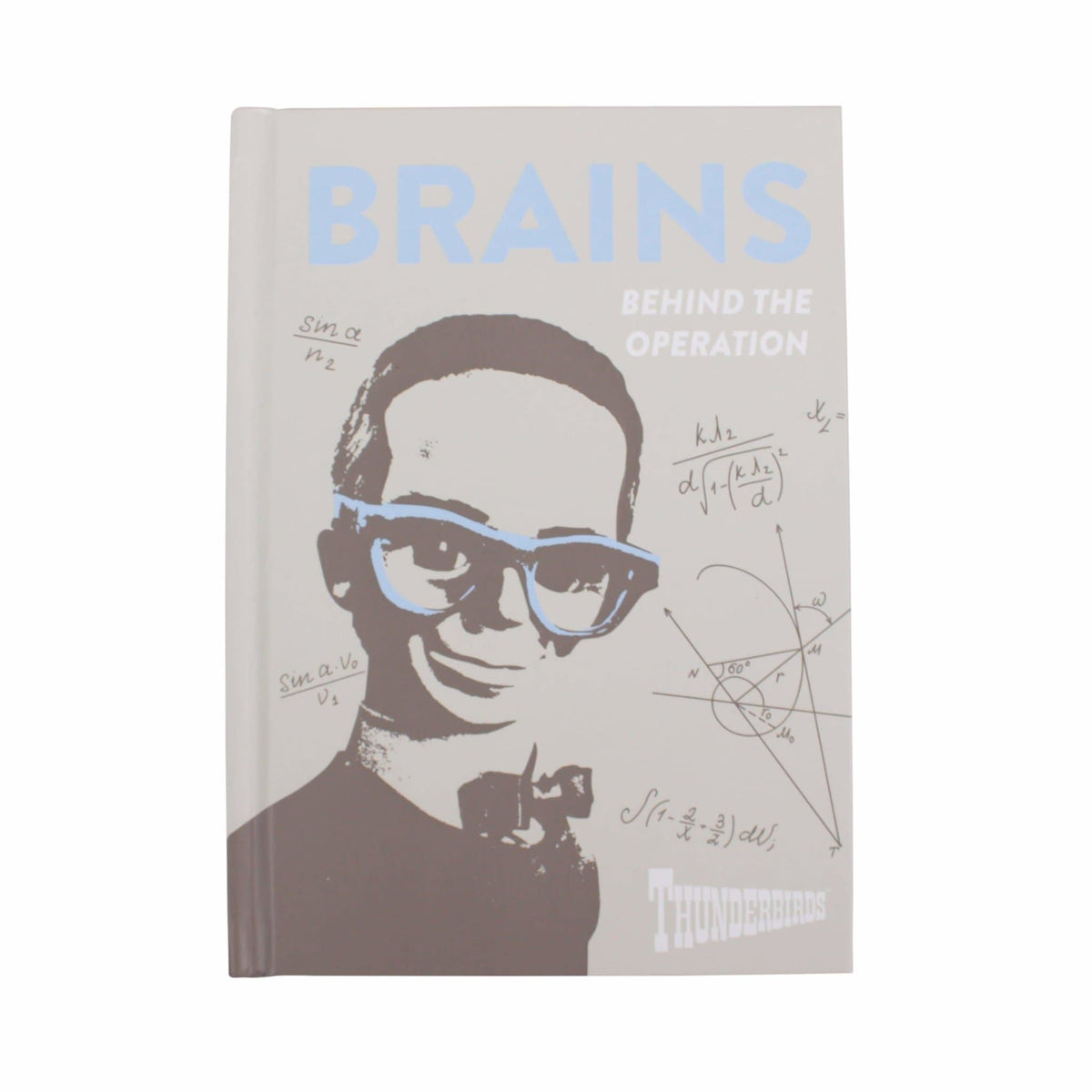 Thunderbirds Brains Notebook - The Gerry Anderson Store