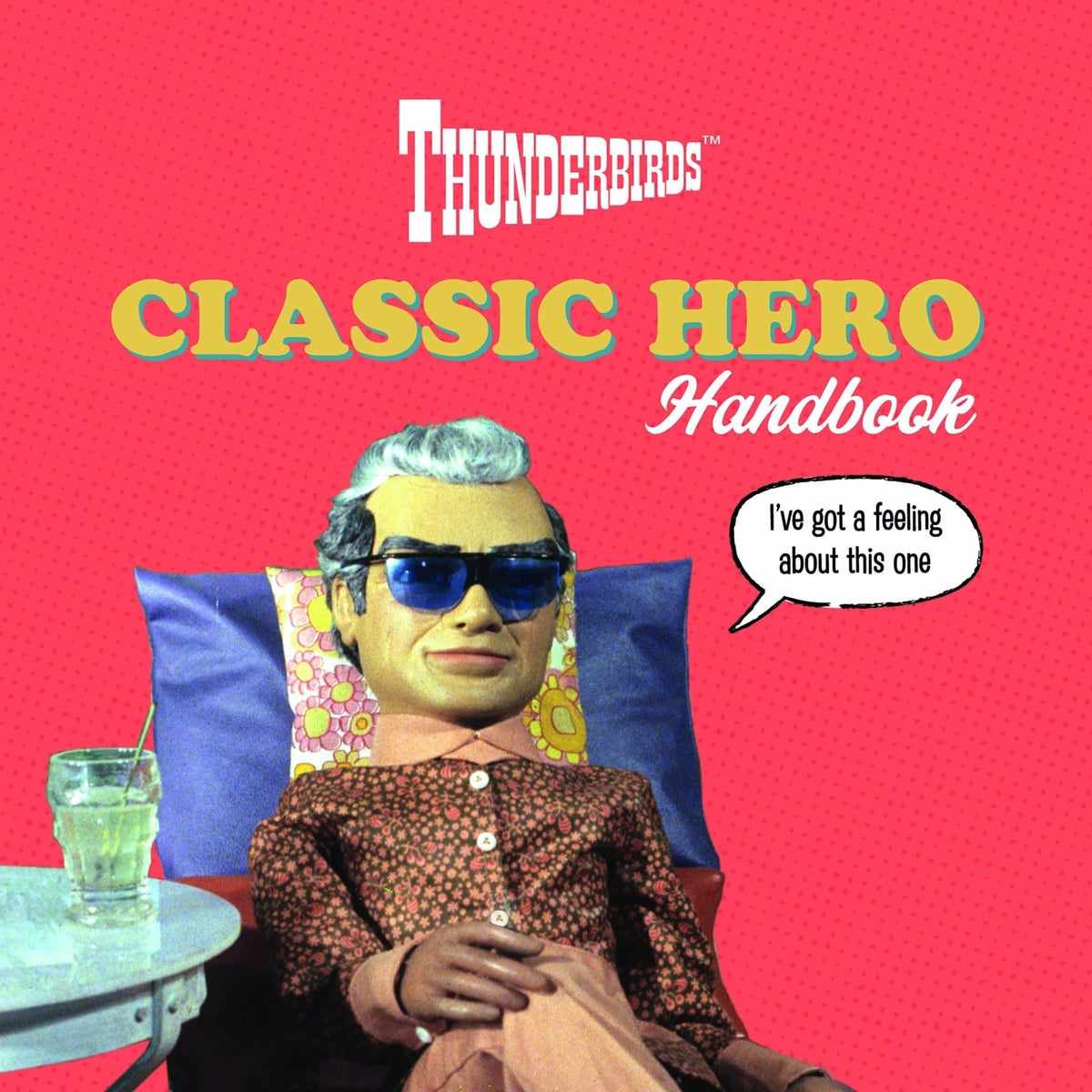 Thunderbirds Classic Hero Gift Book - The Gerry Anderson Store