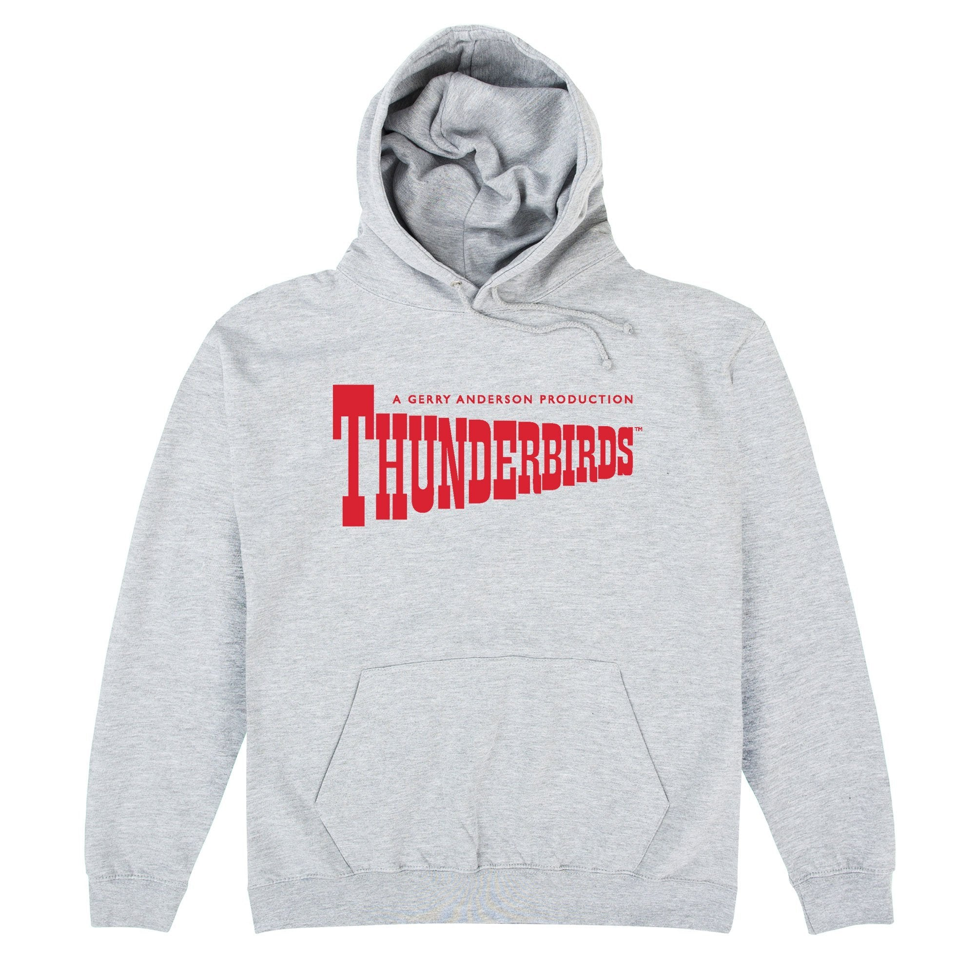 Thunderbirds Classic Logo Hoodie [Official & Exclusive] - The Gerry Anderson Store