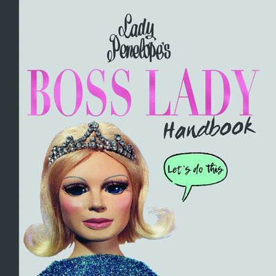 Thunderbirds Lady Penelope Gift Book - The Gerry Anderson Store