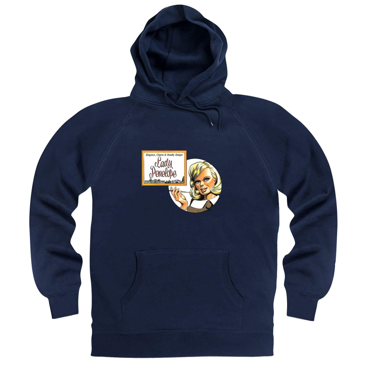Thunderbirds Lady Penelope Hoodie [Official & Exclusive] - The Gerry Anderson Store