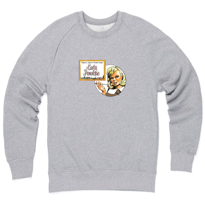 Thunderbirds Lady Penelope Sweatshirt [Official & Exclusive] - The Gerry Anderson Store