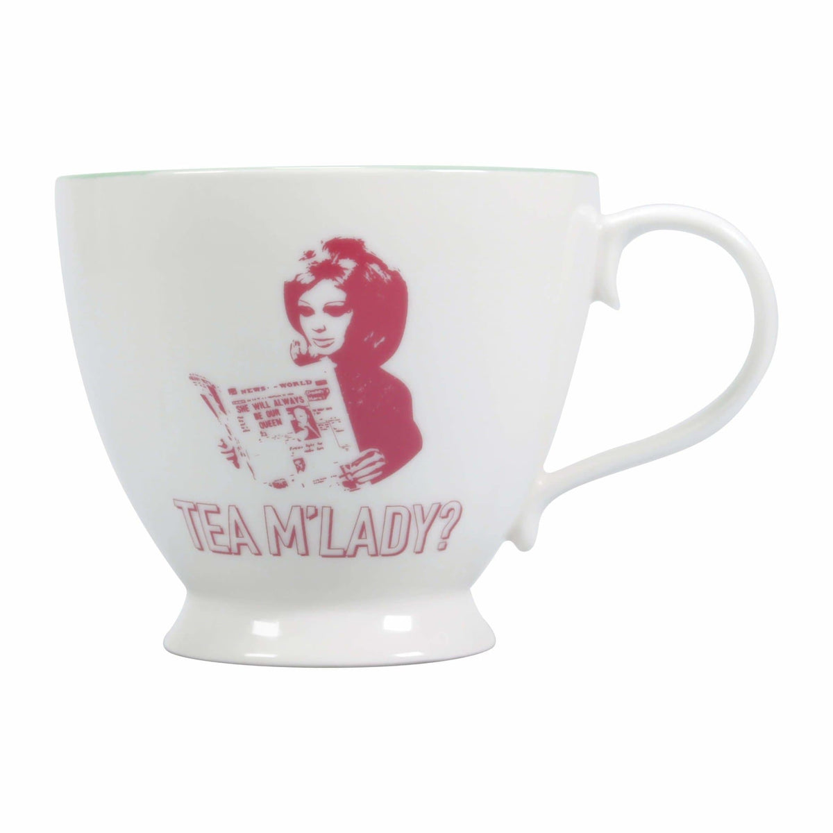 Thunderbirds Lady Penelope Teacup - The Gerry Anderson Store