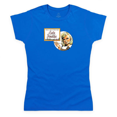 Thunderbirds Lady Penelope Women's T-Shirt [Official & Exclusive] - The Gerry Anderson Store
