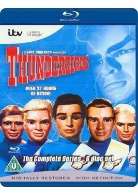 Thunderbirds - The Complete Collection [Blu-Ray] (Region B) - The Gerry Anderson Store