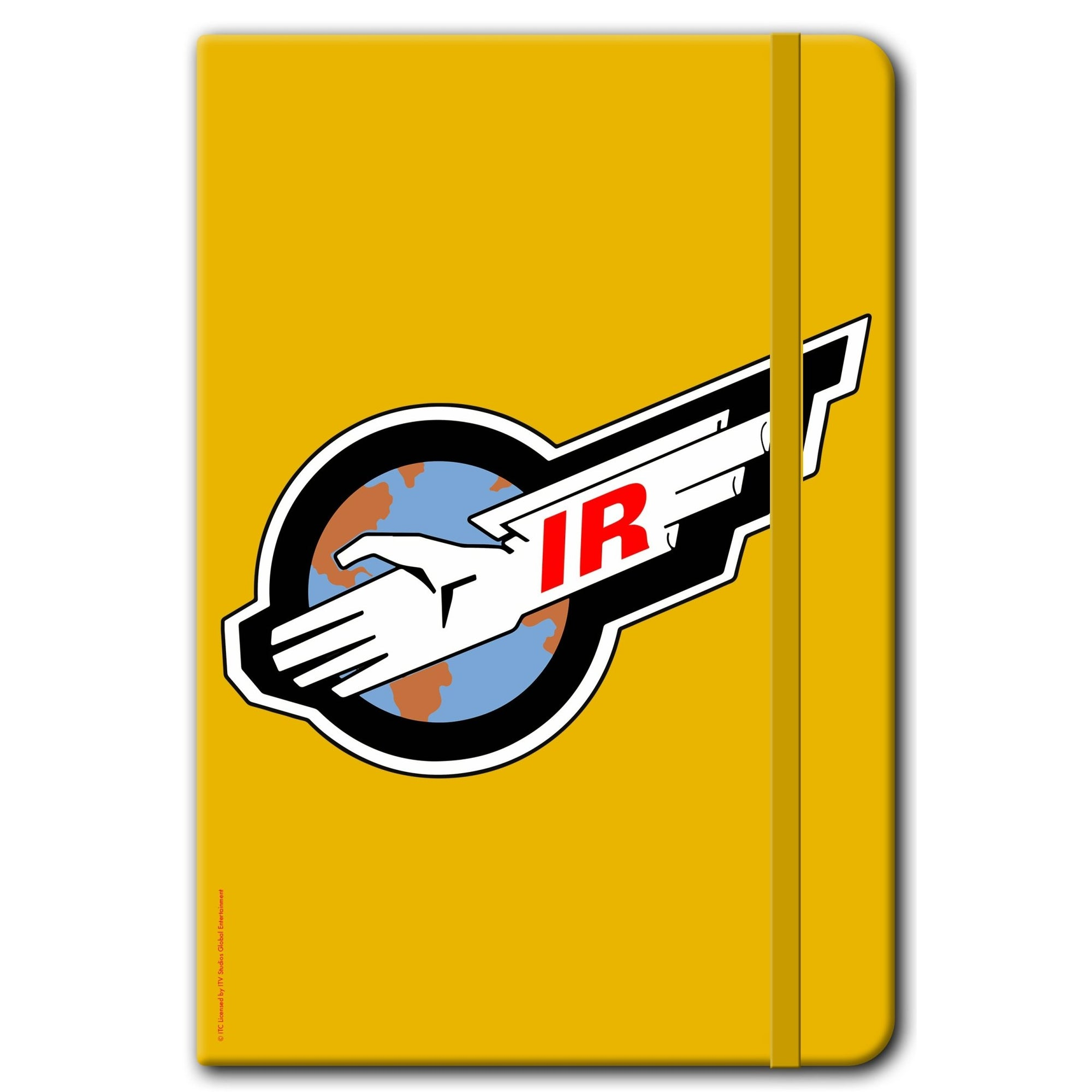 Thunderbirds/International Rescue Notebook [Official & Exclusive] - The Gerry Anderson Store