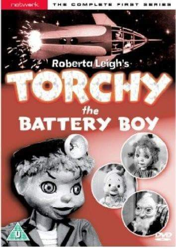 Torchy the Battery Boy - Series One [DVD](Region 0 PAL Release) - The Gerry Anderson Store