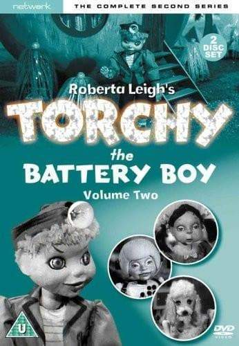 Torchy the Battery Boy - Series Two [DVD](Region 2) - The Gerry Anderson Store