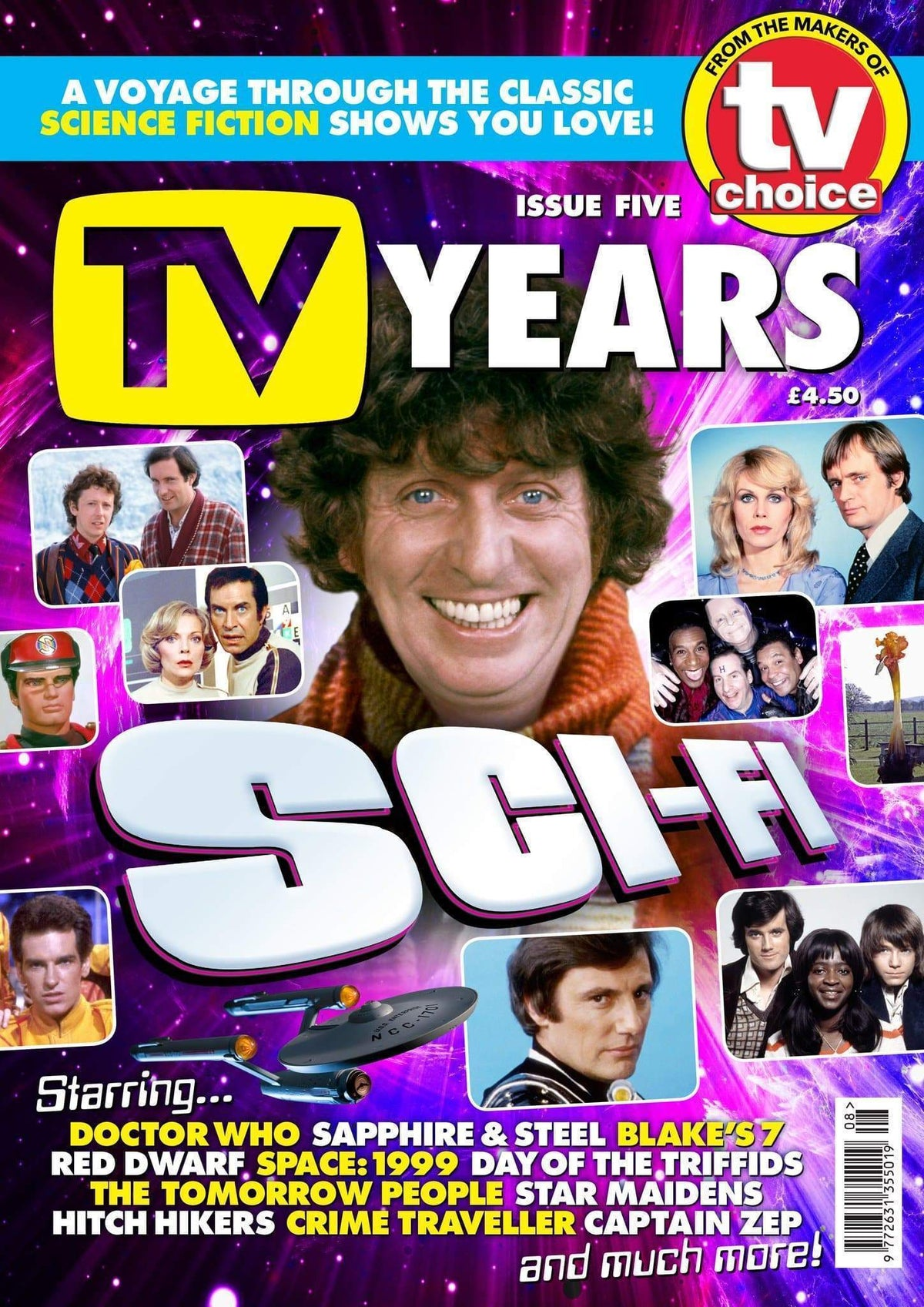 TV Years Magazine-Issue 5 - The Gerry Anderson Store