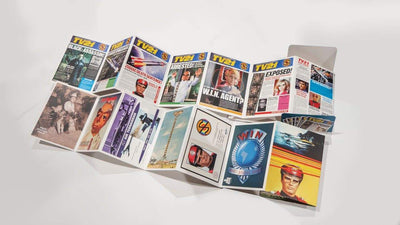 TV21 Special Edition Postcards - The Gerry Anderson Store