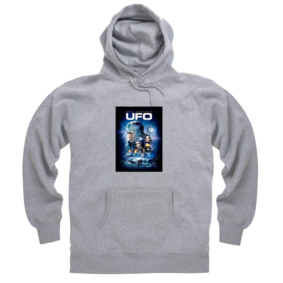UFO Hoodie [Official & Exclusive] - The Gerry Anderson Store
