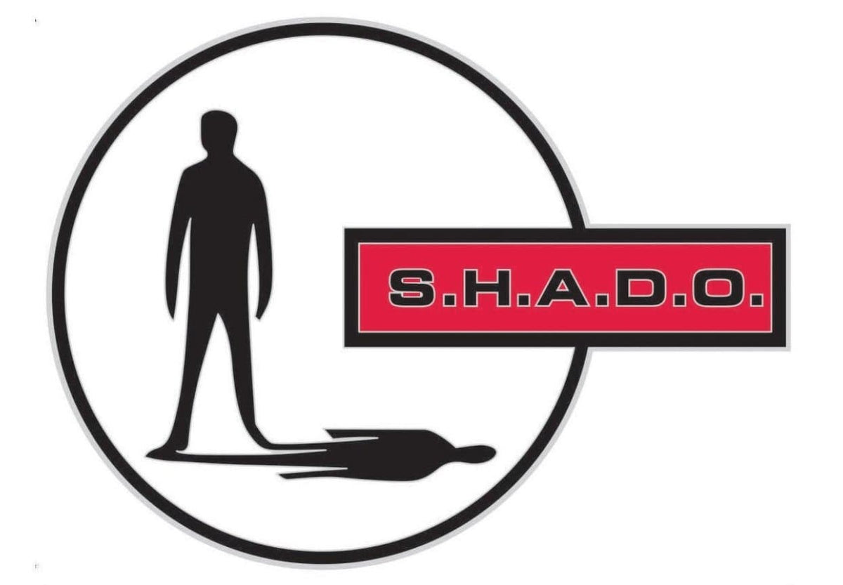 UFO SHADO Pin Badge [Official & Exclusive] - The Gerry Anderson Store