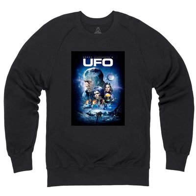 UFO Sweatshirt [Official & Exclusive] - The Gerry Anderson Store
