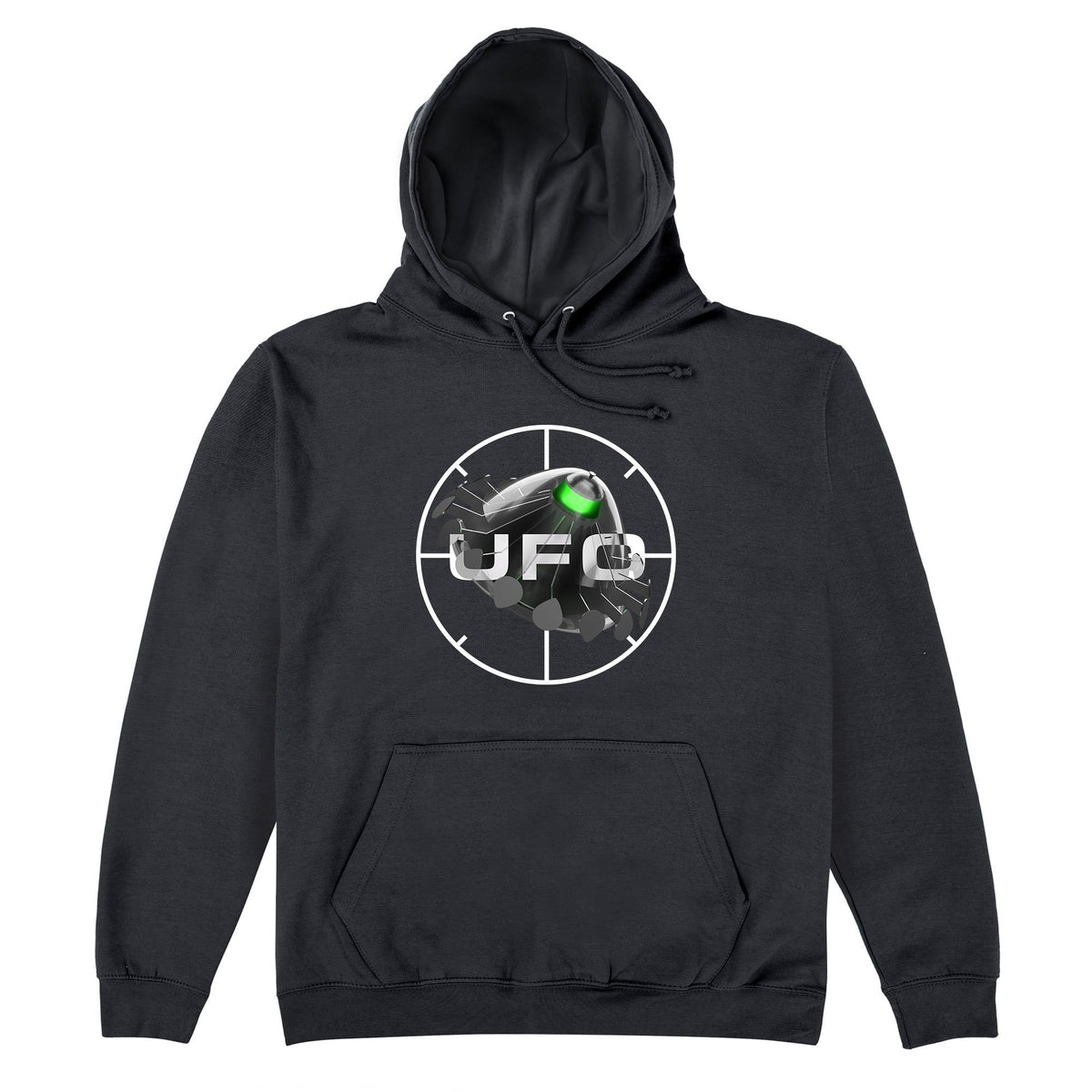 UFO Target Hoodie [Official & Exclusive] - The Gerry Anderson Store