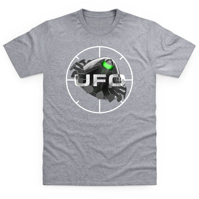UFO Target Men's T-Shirt [Official & Exclusive] - The Gerry Anderson Store
