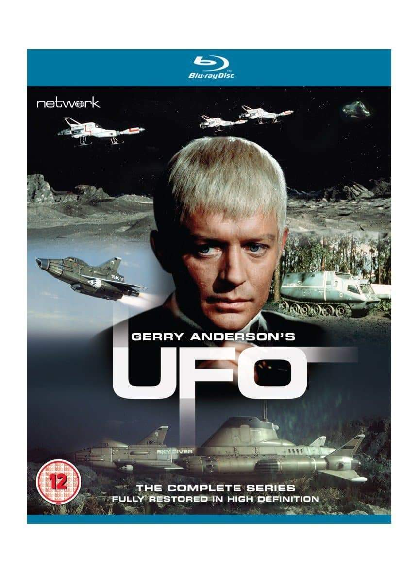 UFO: The Complete Series [Blu-ray](Region B) - The Gerry Anderson Store