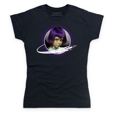 UFO Women's T-Shirt Featuring Lt. Gay Ellis [Official & Exclusive] - The Gerry Anderson Store