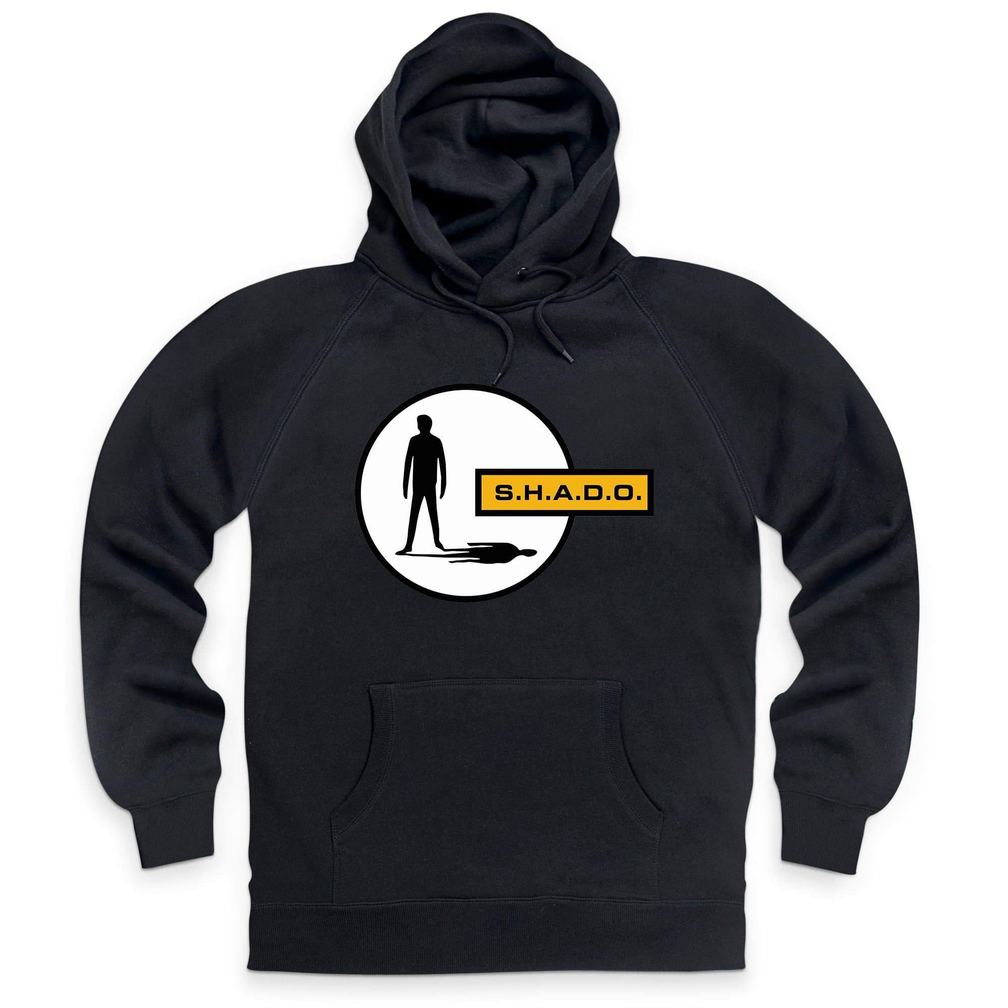UFO/SHADO Logo Hoodie [Official & Exclusive] - The Gerry Anderson Store