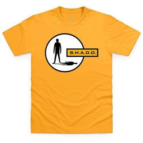 UFO/SHADO Logo Kid's T-Shirt [Official & Exclusive] - The Gerry Anderson Store