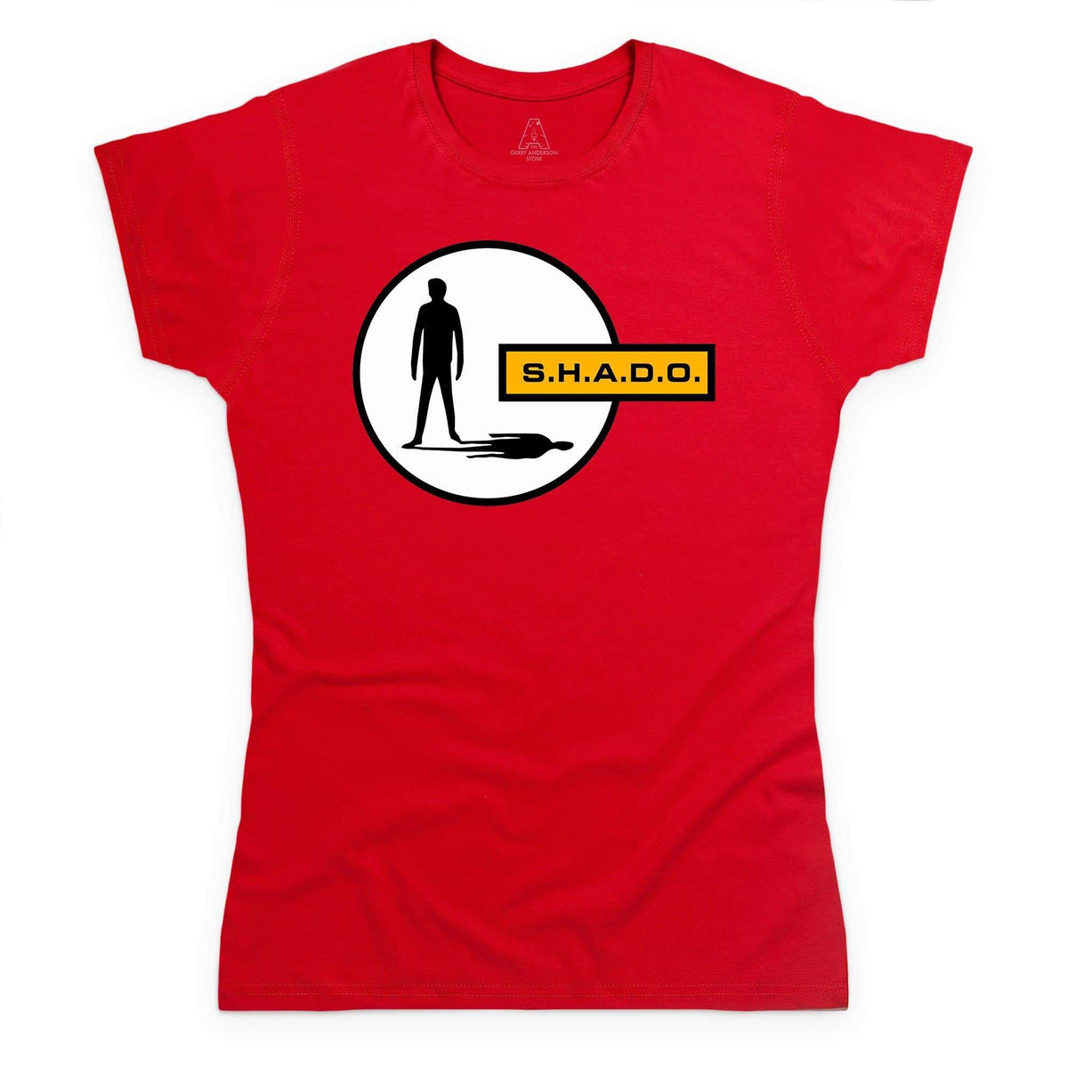 UFO/SHADO Logo Women's T-Shirt [Official & Exclusive] - The Gerry Anderson Store